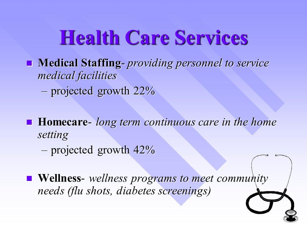 Maxim healthcare services