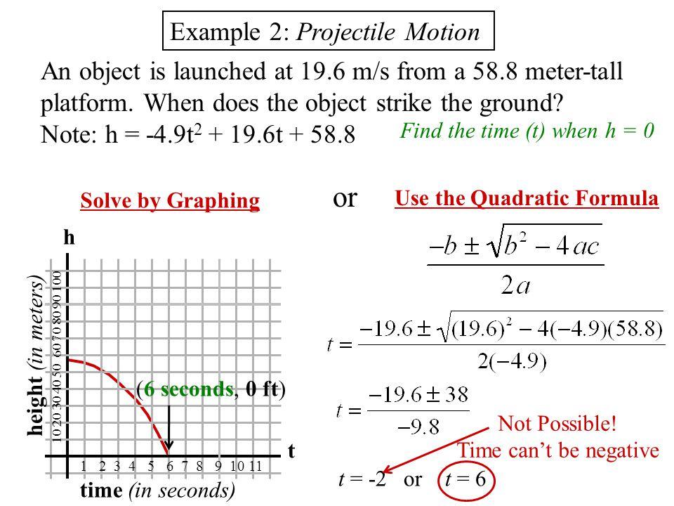Ch 9 Quadratic Equations G Quadratic Word Problems Objective To – Quadratic Equations Word Problems Worksheet