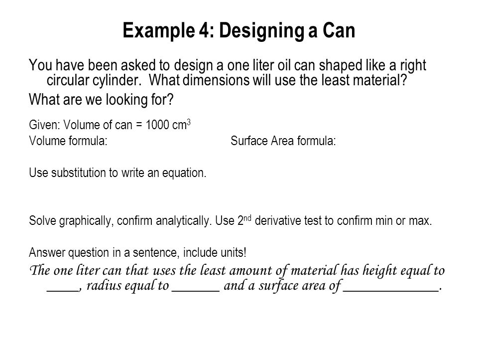 Lesson 44 modeling and optimization what youll learn about using 6 example ccuart Choice Image