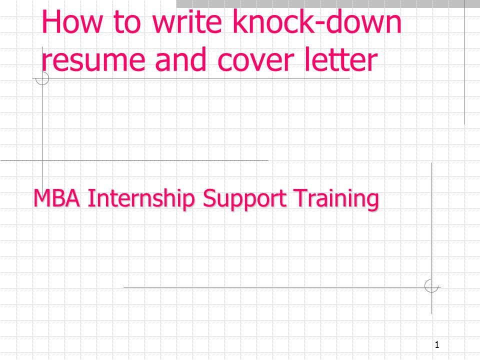 cover letter for mba internship