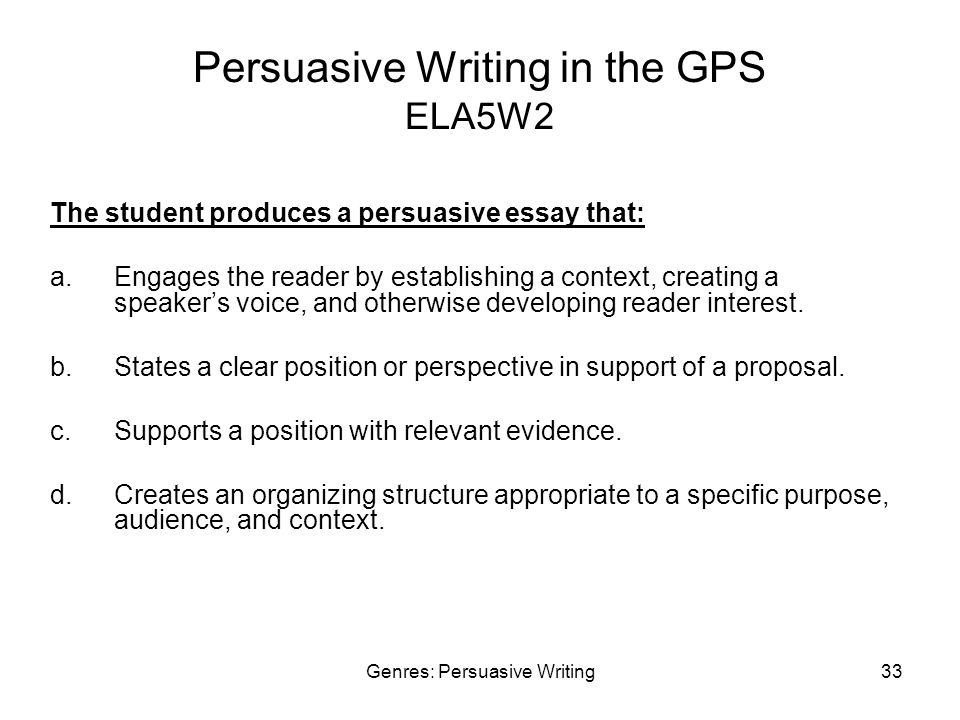 I need a unique and obscure idea for a persuasive essay!!! please answer!!!!!!!!?