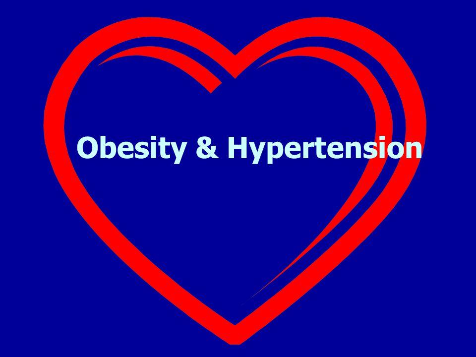 Obesity & Hypertension