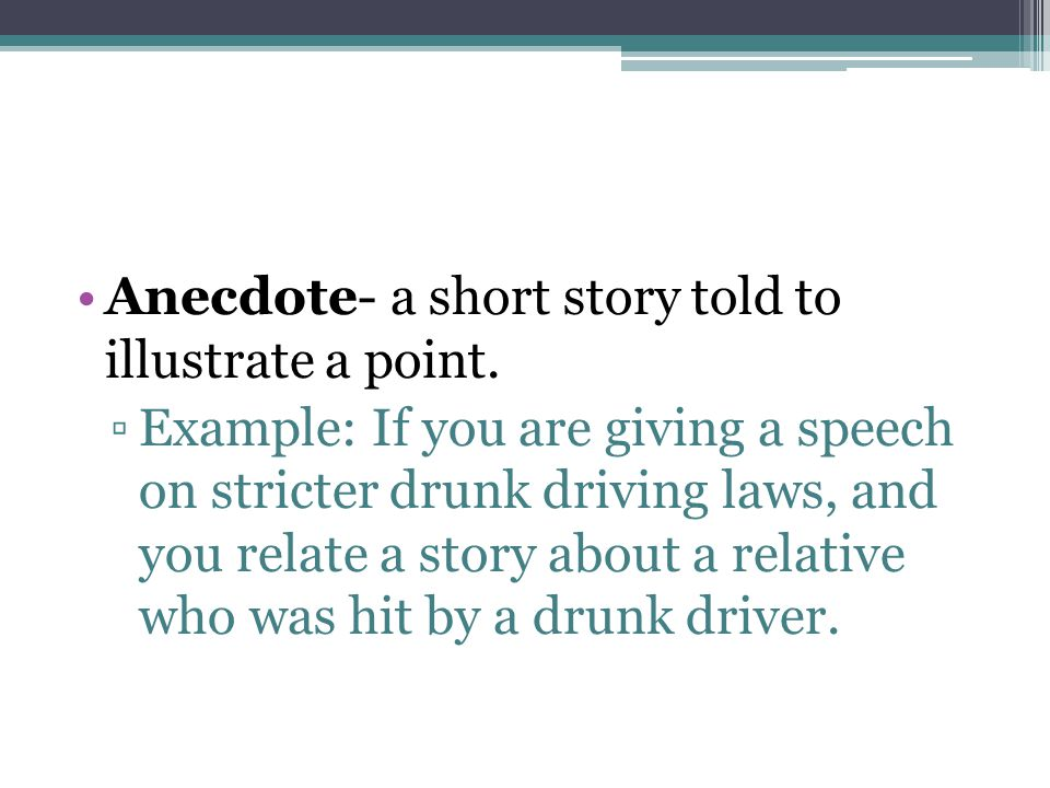 persuasive speeches over drinking and driving