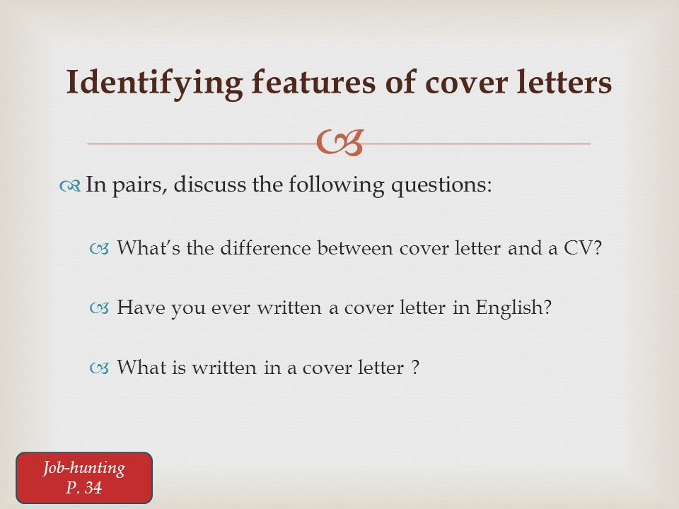 What is Difference Between a Resume and a Cover Letter   soymujer co