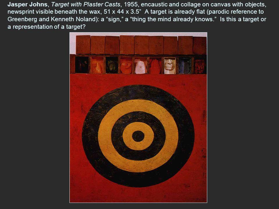 Jasper Johns Something Resembling Truth  The Broad