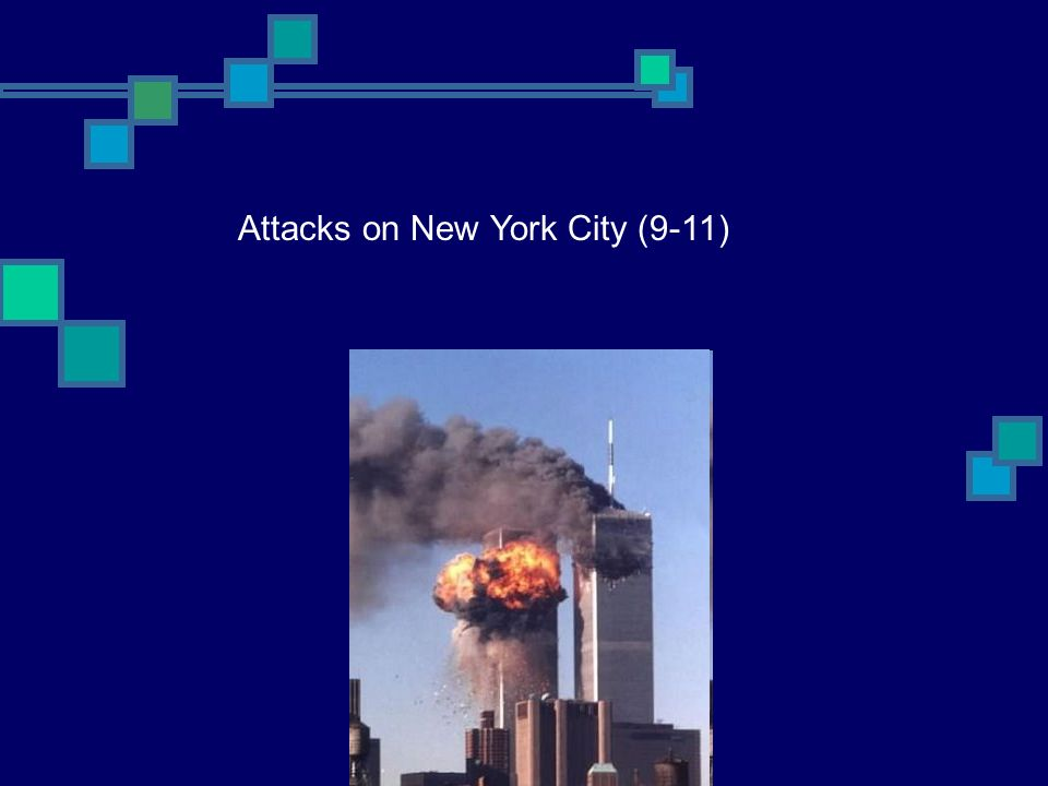 Attacks on New York City (9-11)
