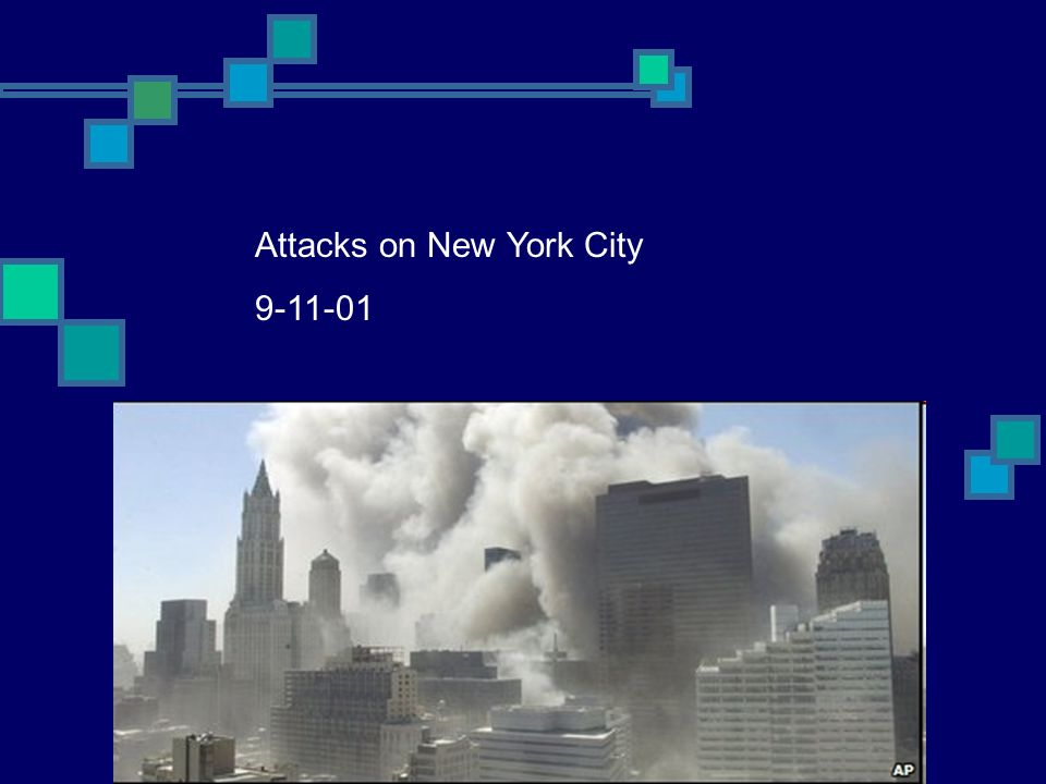Attacks on New York City