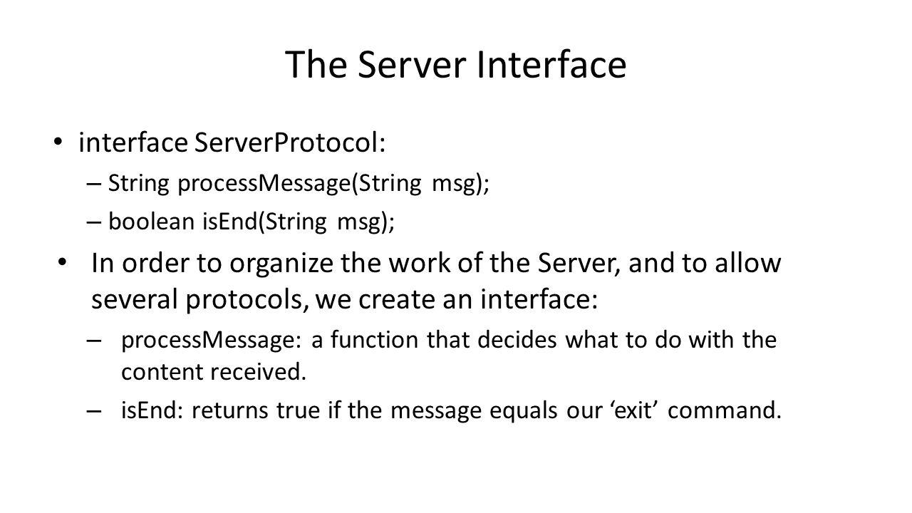 Practical session 11 multi client server java nio ppt download 2 the baditri Images