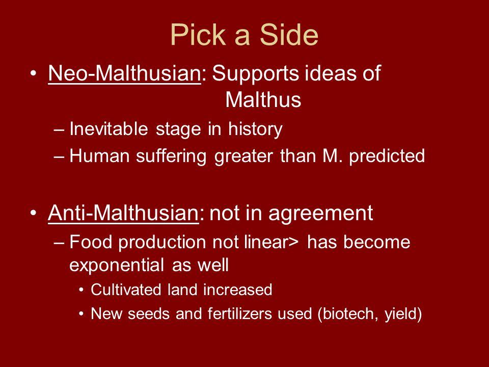 neo malthusian vs malthusian Neo-malthusians vs anti-malthusians the logic of the malthusian model i - duration: 47:52 neo-malthusian by davison krajcik - duration: 5:01.
