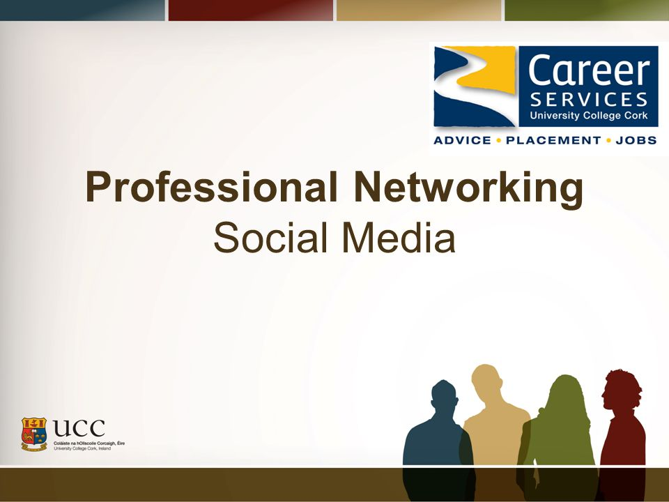 Professional Networking Social Media