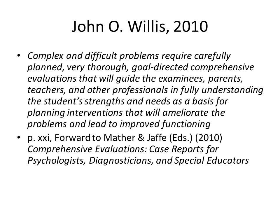 John O.