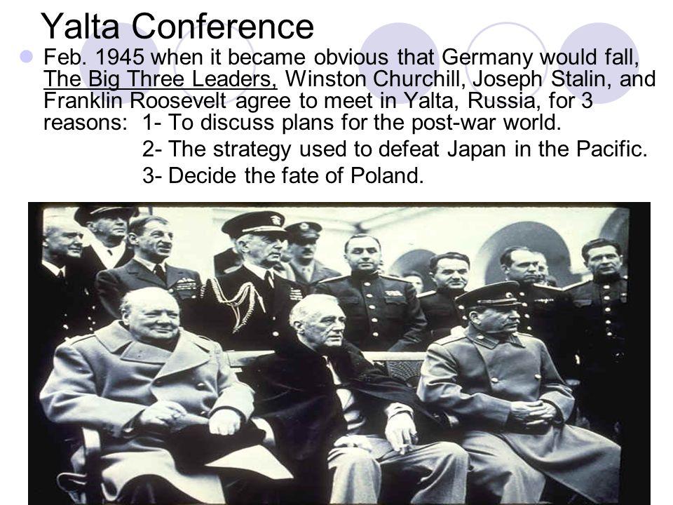 Yalta Conference Essay Essay Academic Writing Service