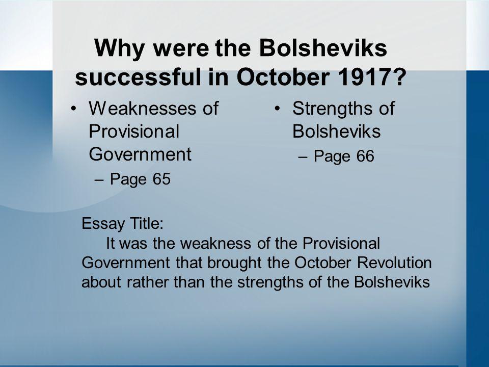 Essay bolshevik america - YouTube