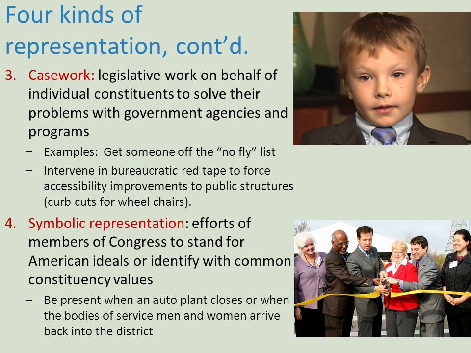 Government Casework