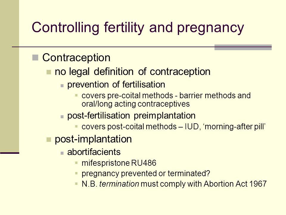 the abortion act 1967 human fertiliation