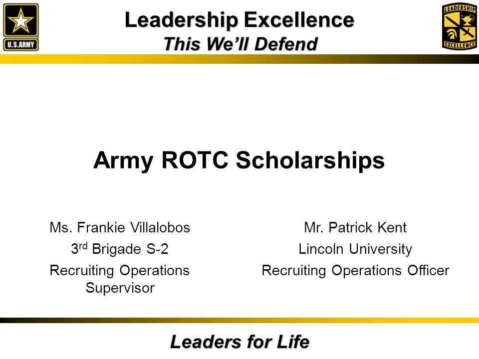 Question about ROTC scholarship (MO).?