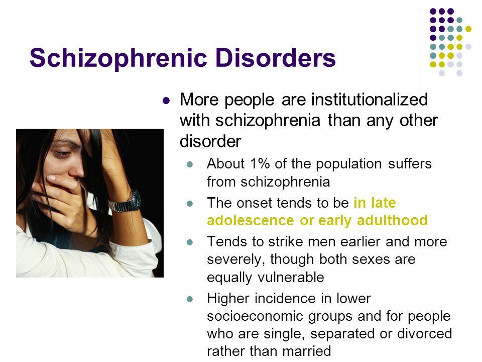 essays on schizophrenia treatment Sample of schizophrenia essay (you can also order custom written schizophrenia essay.