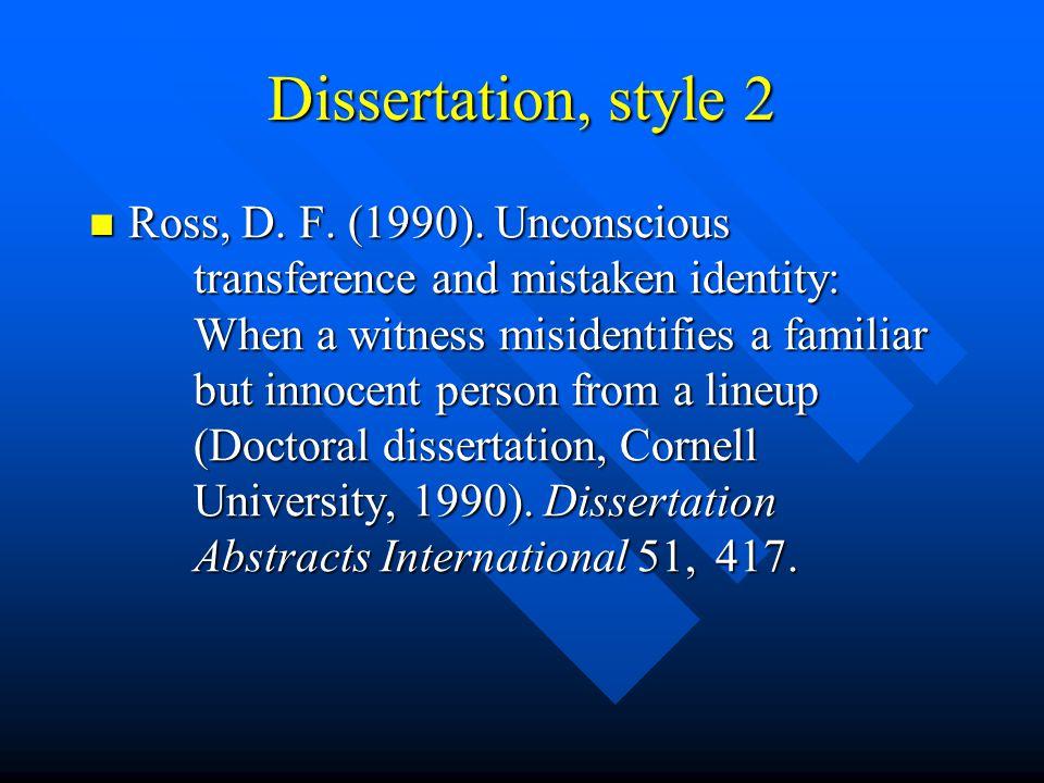 Dissertation abstracts angelicum