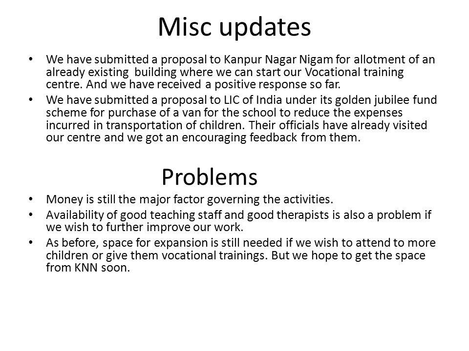Sankalp Day Care Centre Kanpur Renewal Ppt Download