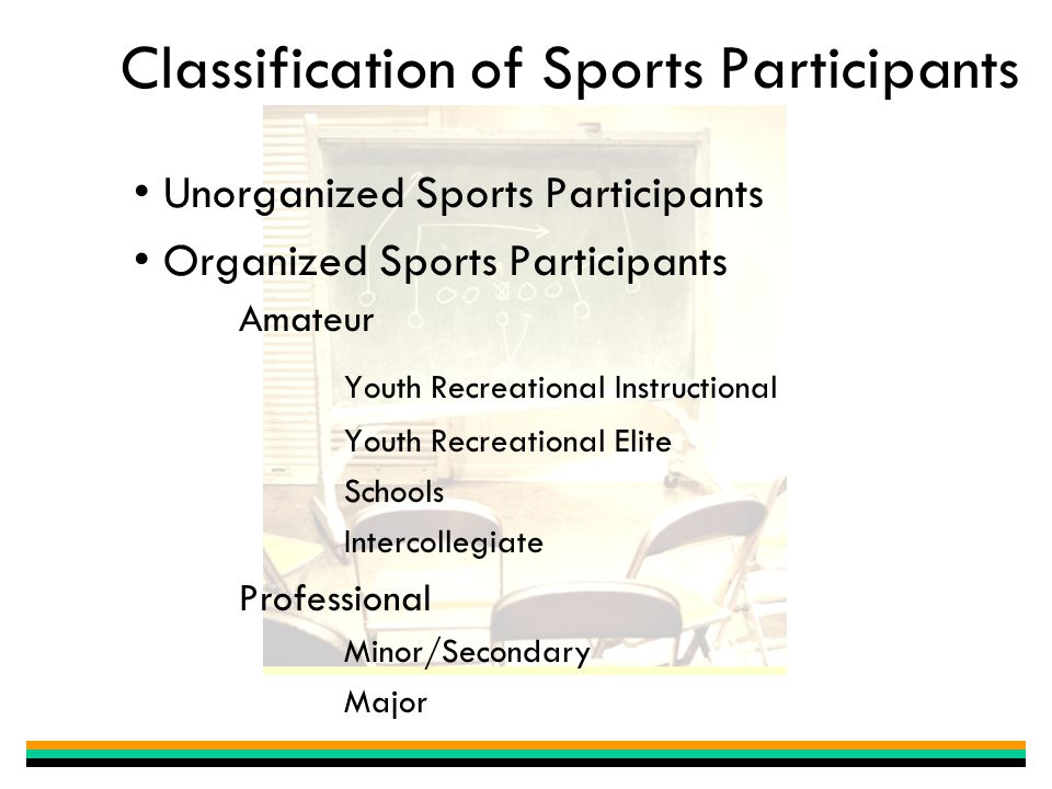 Classification of Sports Spectators Individuals Corporate In-PersonMediated