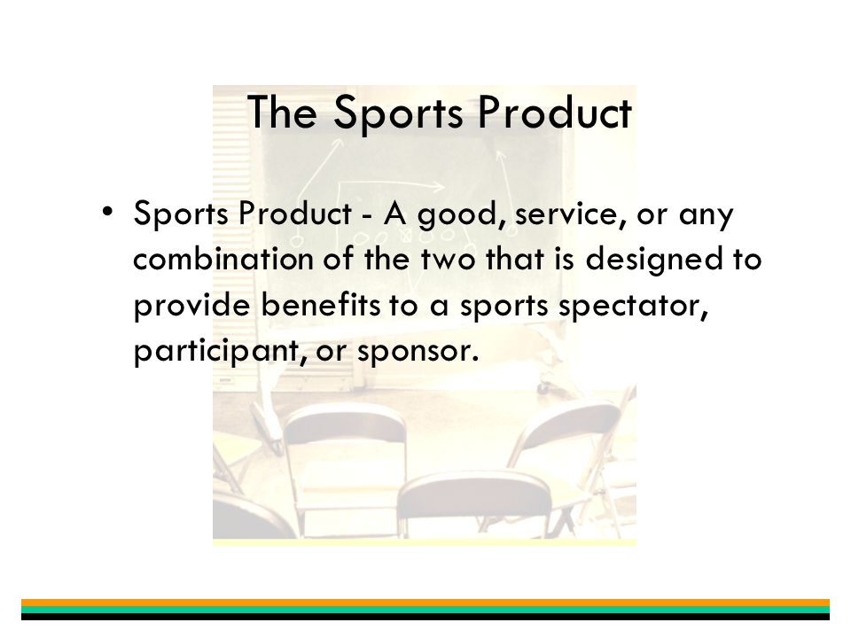 Classification of Sports Participants Unorganized Sports Participants Organized Sports Participants Amateur Youth Recreational Instructional Youth Recreational Elite Schools Intercollegiate Professional Minor/Secondary Major