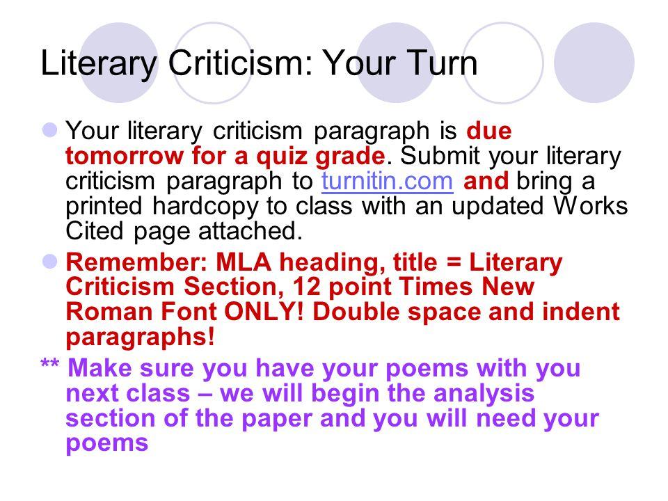 Please edit/criticize my essay due tommorow?