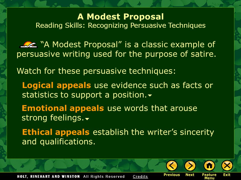 Analysis Of A Modest Proposal By Jonathan Swift Essay Modest Proposal A  Modest Proposal Essay Topics