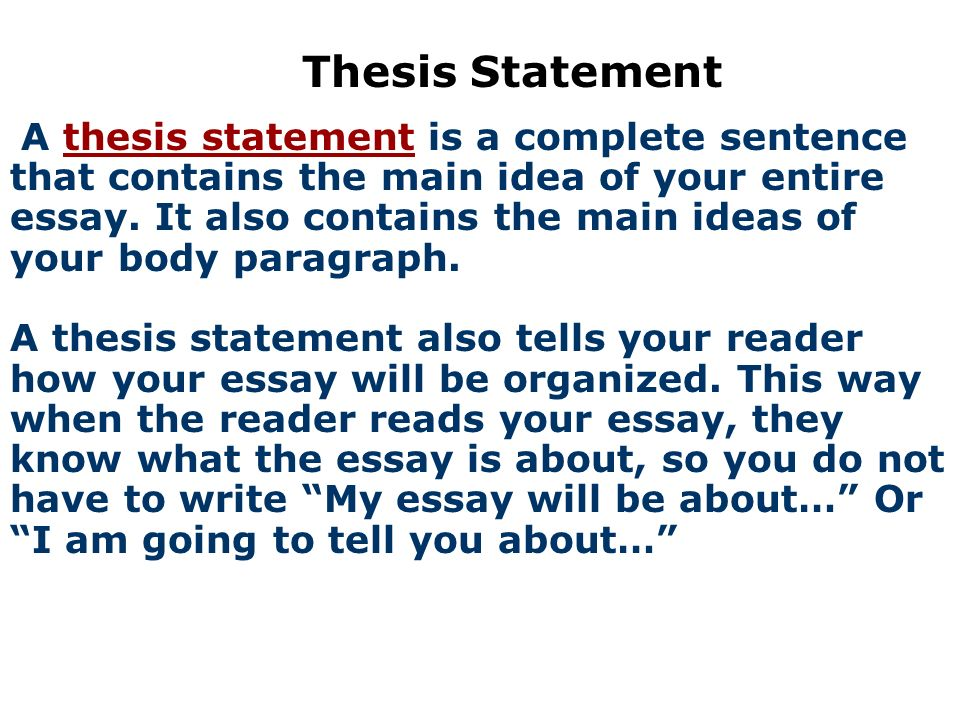 Thesis Based Writing in the Social Studies ppt - Google Slides