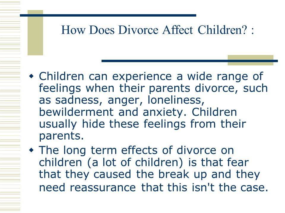 divorce affects childrens gpa A majority of kids use social networking sites but how does it impact your child read here the positive and negative effects of social media on children.