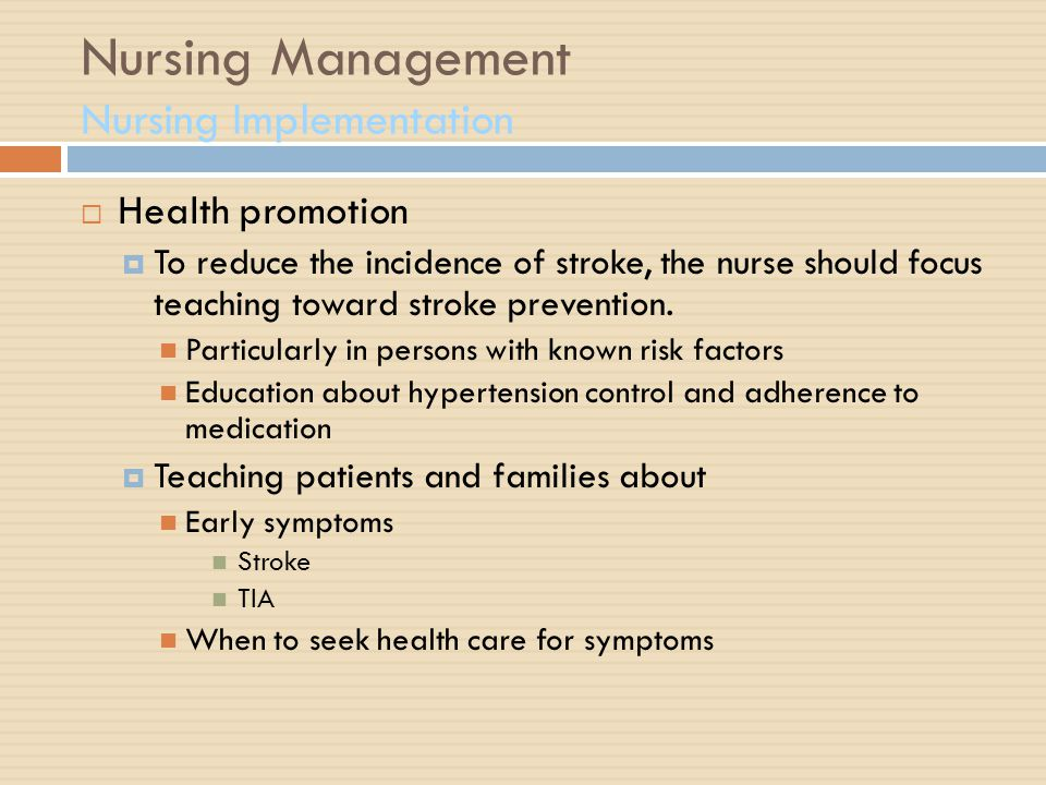 nursing thesis statement examples