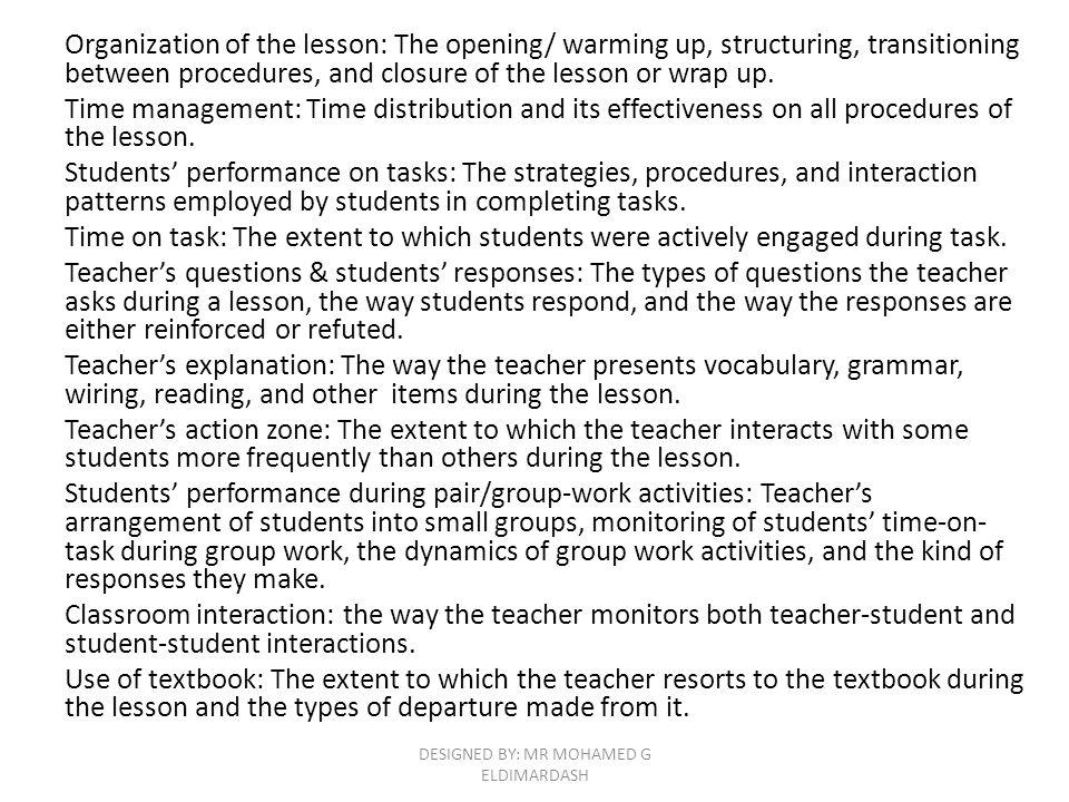 Time Management Reflective Essay Outline - image 6