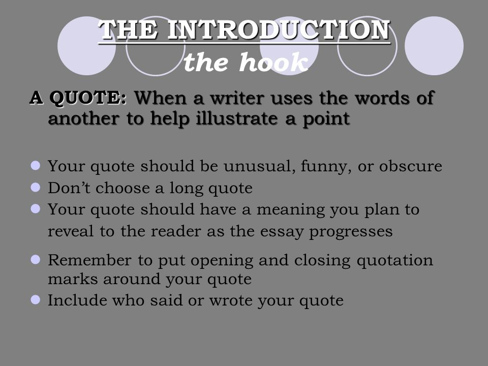 essay how long introduction