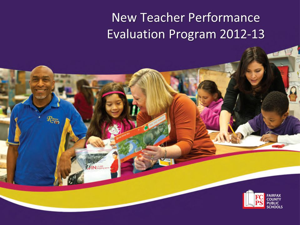 New Teacher Performance Evaluation Program