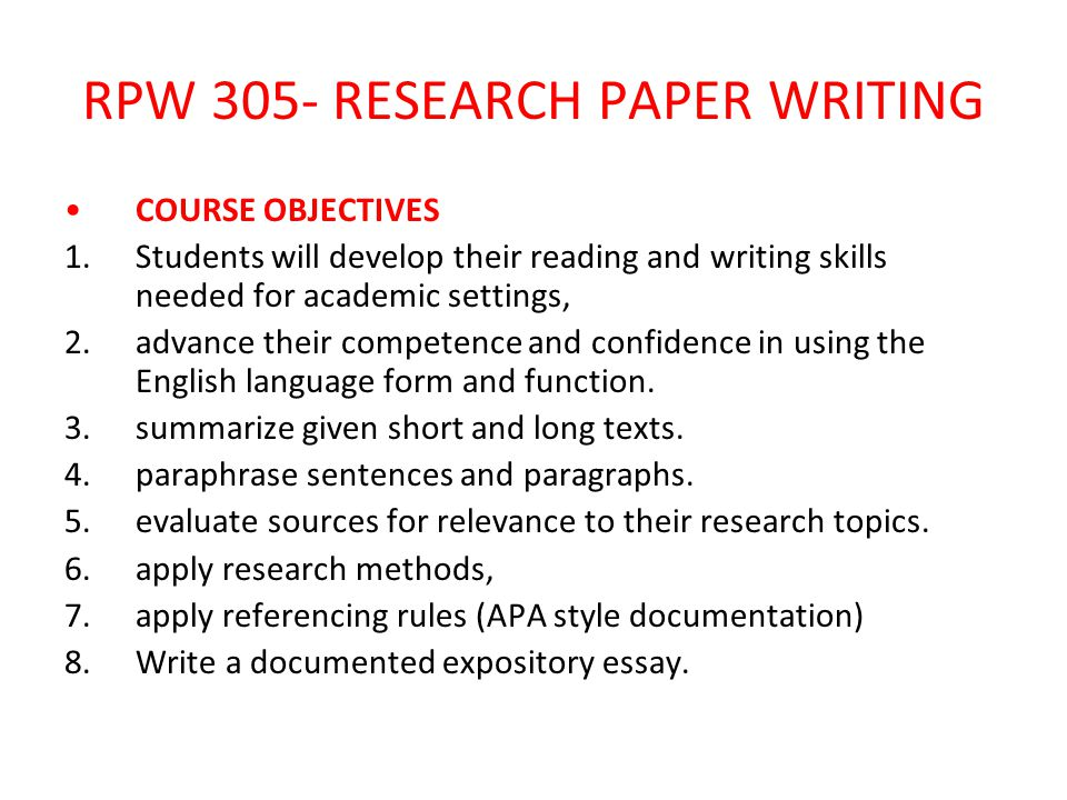 Science Research Paper Thesis  Approved Custom Essay Writing  Science Research Paper Thesisjpg