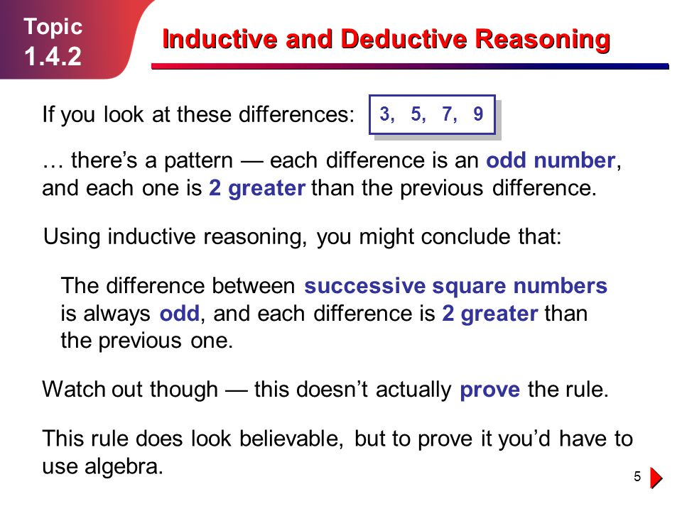 Printables Inductive Reasoning Worksheet inductive and deductive reasoning worksheet intrepidpath 1 topic reasoning
