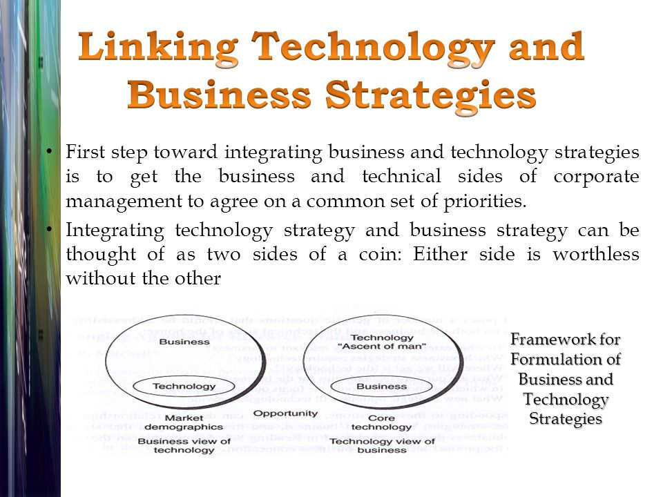 formulating technological innovation strategy Strategy formulation : an overview technological  strategy formulation is the development of long range plans for the.