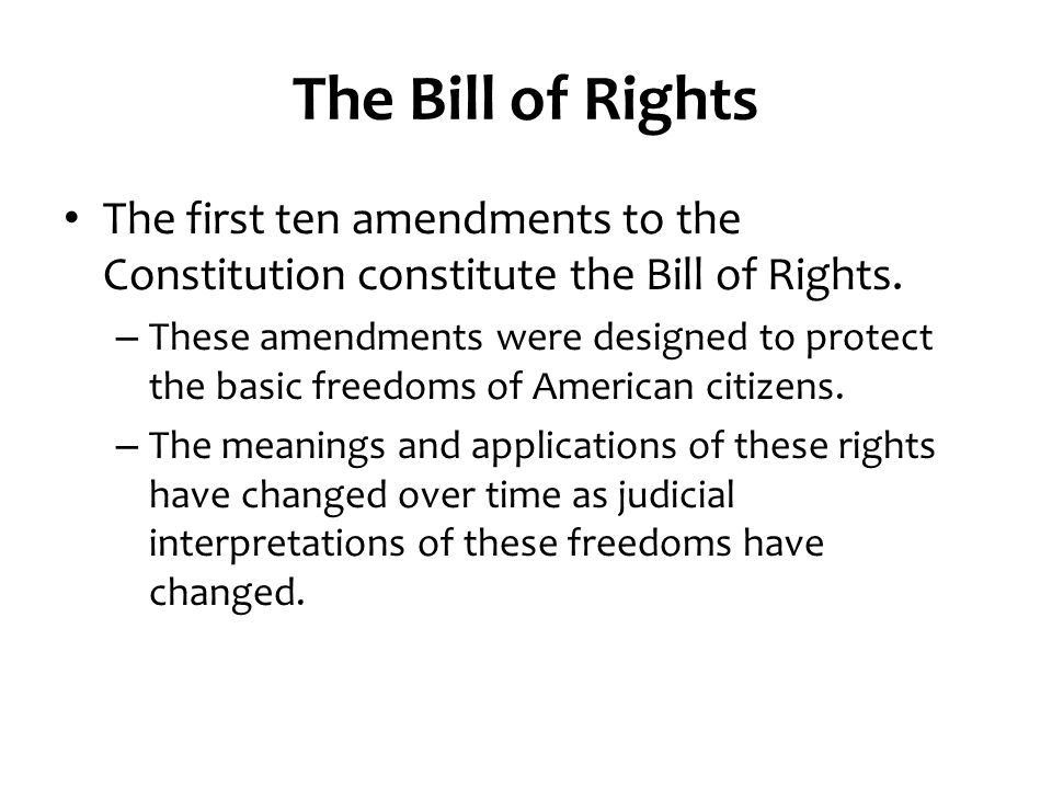 ten amendments essay Scoring key for part i and rating guide for part ii (thematic essay) theme: change—constitutional amendments.
