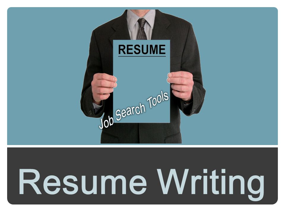 1 Resume Writing