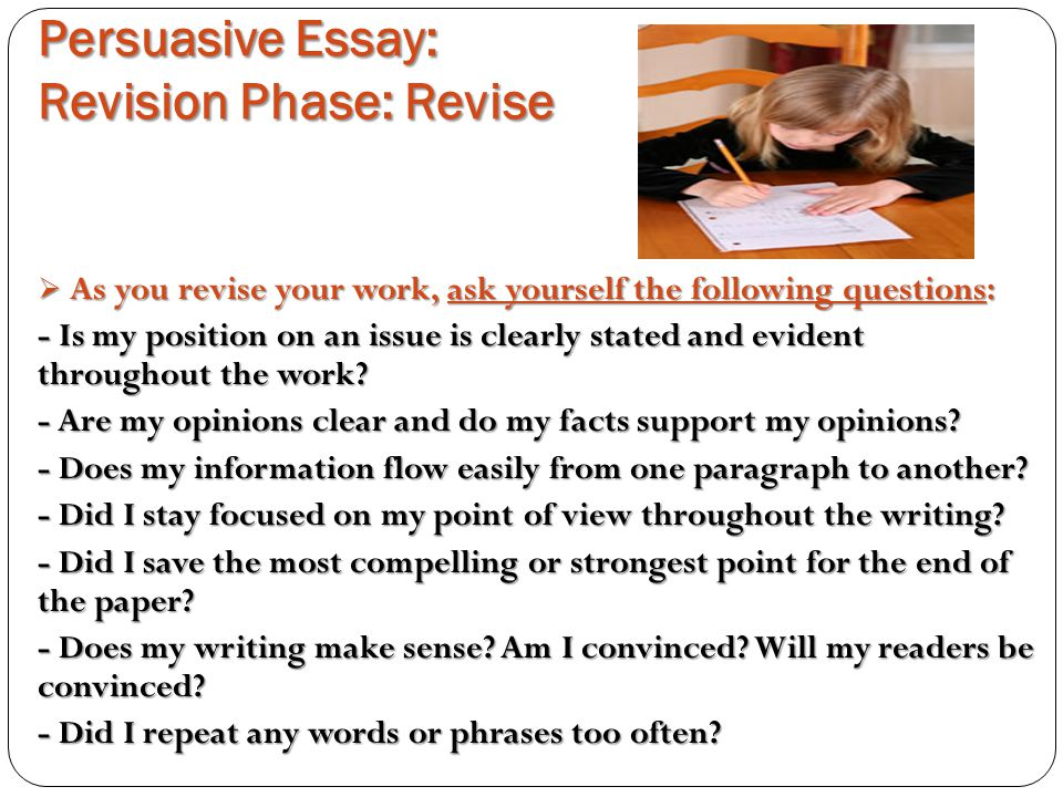 Easy Persuasive Essay Topics For High School