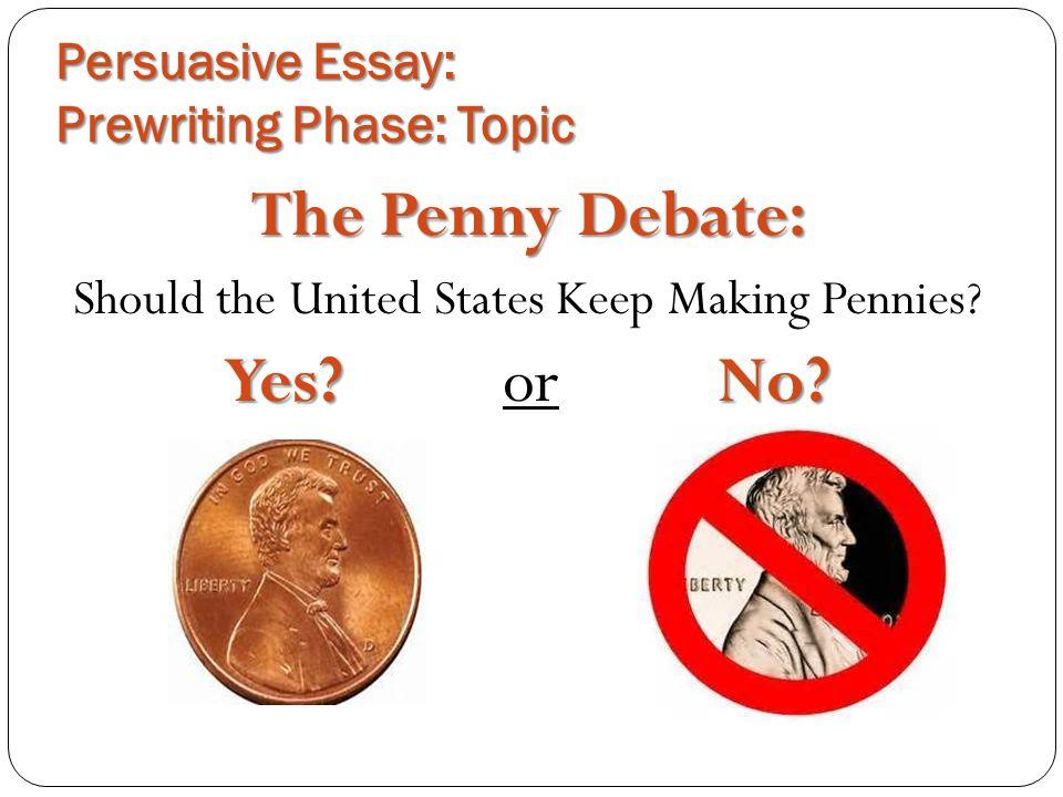 essay on prewriting
