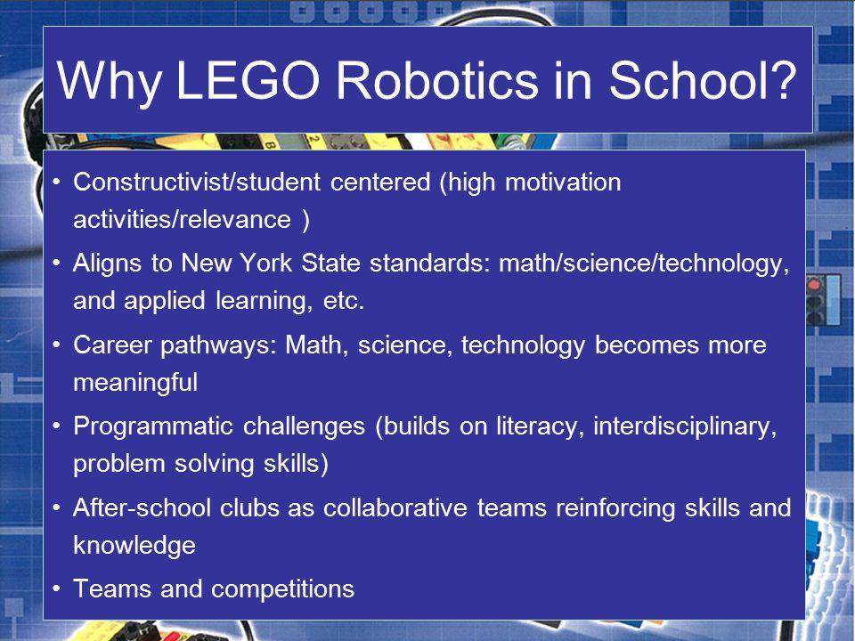 Introduction to Robotics Kraig DeMatteis Professional Developer ...