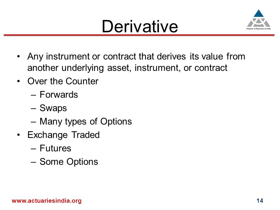 types of derivative instruments The types of derivatives finance derivatives have been used as instrument of financial speculation which what are the different types of derivatives.