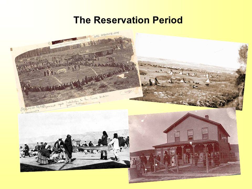 The Reservation Period