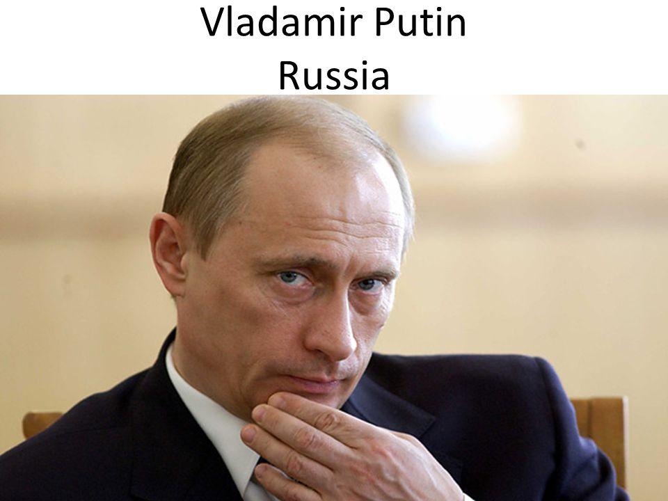 Vladamir Putin Russia