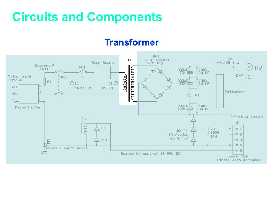 Circuits and Components Transformer
