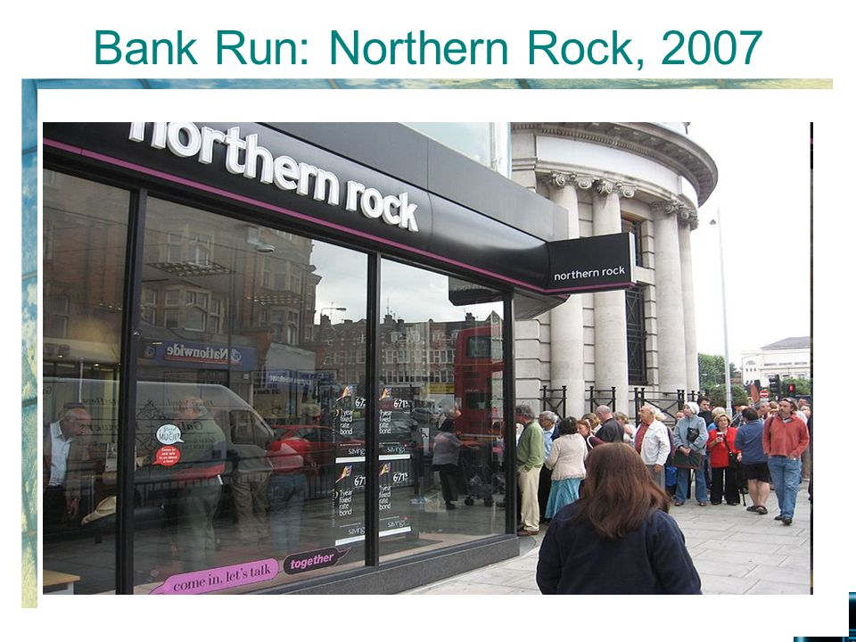 Image result for northern rock bank run