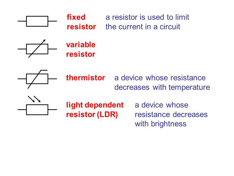 Fine Variable Resistor Circuit Symbol Contemporary - Electrical ...