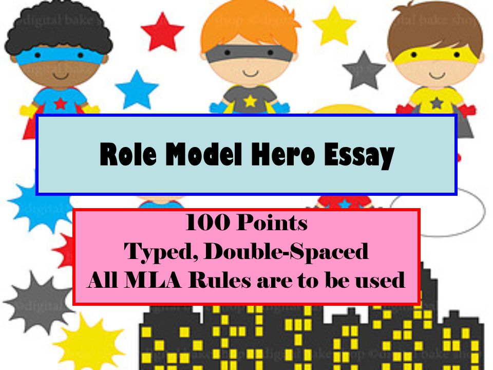 role model essay Role model many of us have role models in our lives and to most people role models are athletes and movie stars, but to me a role model is much more to me a role model is a person who has positively influenced someone in life, and is not a person filled with selfishness and greed.