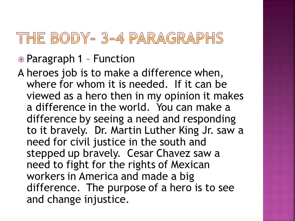 5 paragraph essay on my hero 5 paragraph essay on my hero  click here essay exams questions this debate shares something with corporal punishment for adults, namely whether the infliction of physical pain can ever be justifiable.