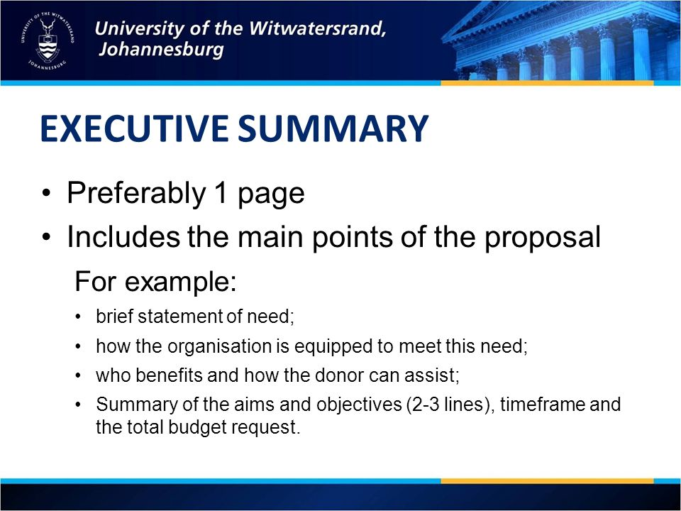 INTRODUCTION TO PROPOSAL WRITING FOR DONOR FUND-RAISING Suraiya ...